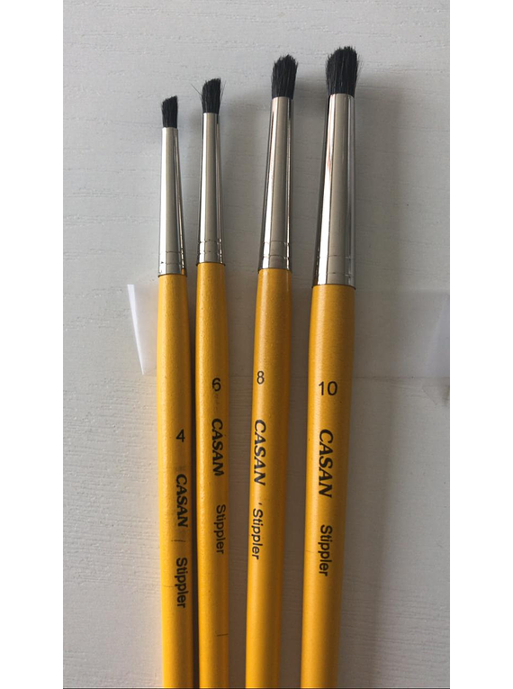 CASAN Serie Stippler Amarilla