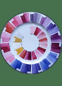 DEGUSSA Rosas - Púrpuras - Violetas - 3 GRS.