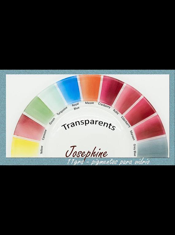 JOSEPHINE Pigmento para vidrio (transparents)