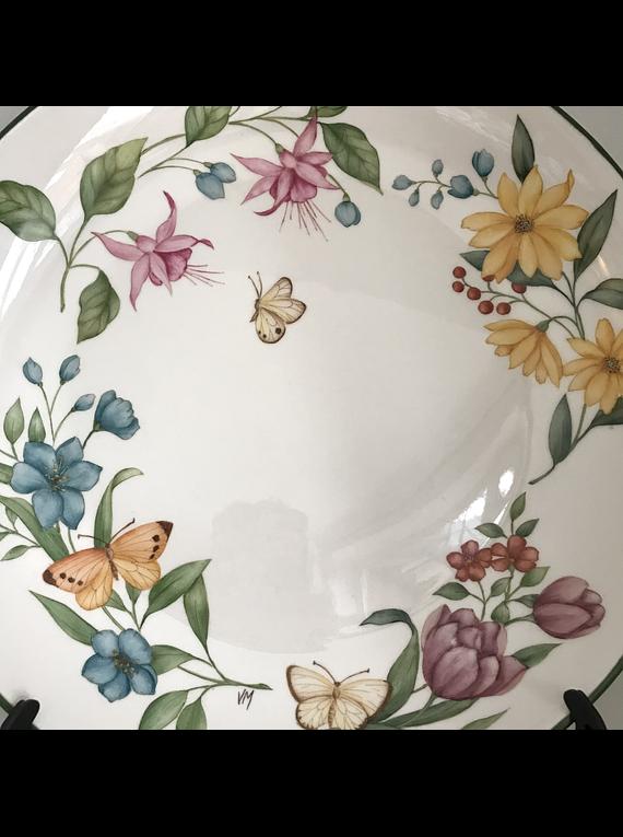Plato Guarda Floral