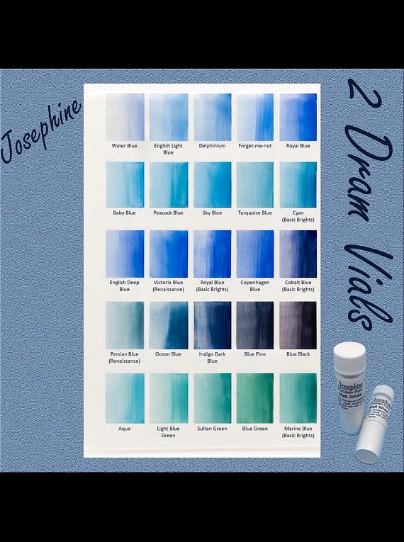 JOSEPHINE Azules 11 grs