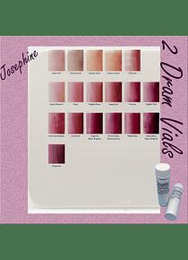 JOSEPHINE Rosados - Violetas - Púrpuras 11 grs