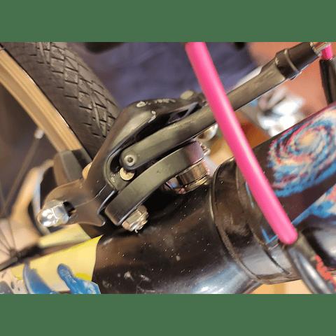 Ajuste Simple de Sistema de Frenos Mecánicos