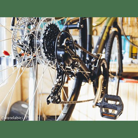 Mantención Basica de Bicicletas