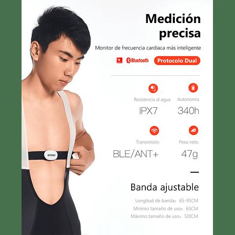 Sensor de Frecuencia Cardiaca HR40 iGPSPORT