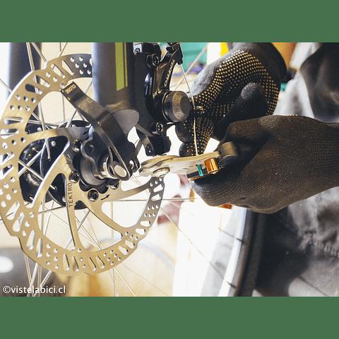 Ajuste Completo de Sistema de Frenos Mecánicos
