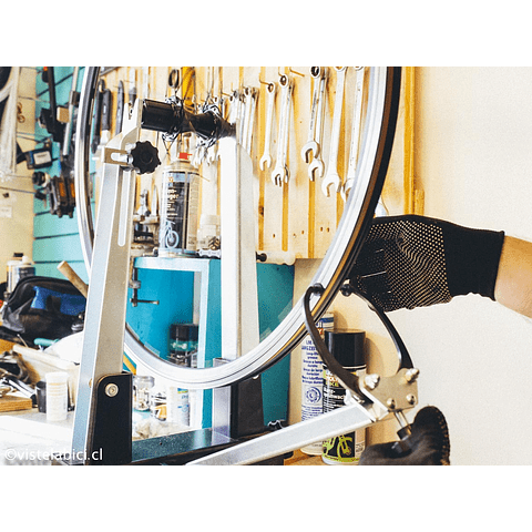 Mantención Completa de Bicicletas