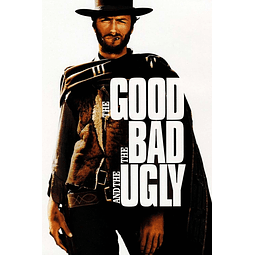Poster: The Good The Bad And The Ugly