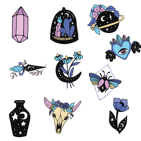 Stickers Pack 12