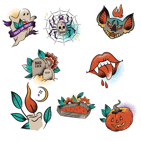 Stickers Pack 15