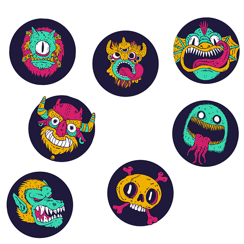 Stickers Pack 19