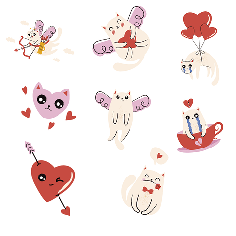 Stickers Pack 33