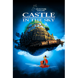 Poster: Castle In The Sky