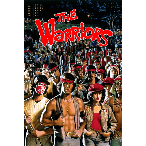 Poster: The Warriors