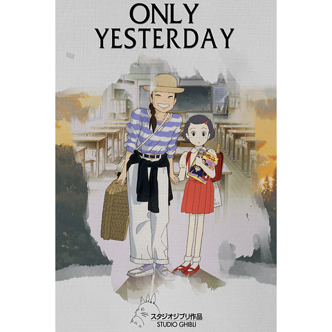 Poster: Only Yesterday