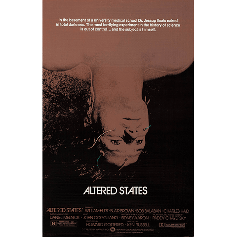 Poster: Altered States