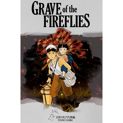 Poster: Grave Of The Fireflies