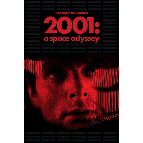 Poster: 2001 A Space Odyssey