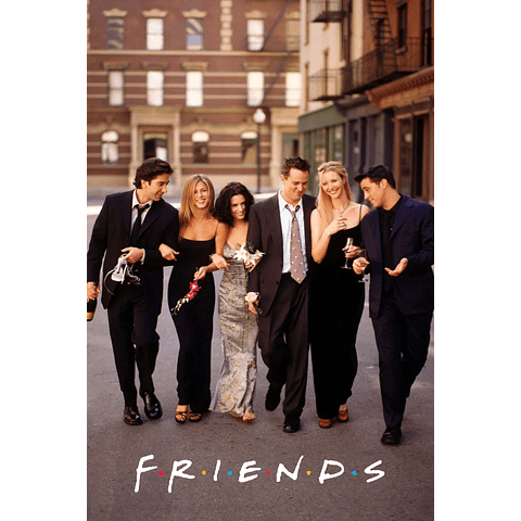 Poster: Friends