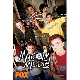 Poster: Malcolm in the Middle
