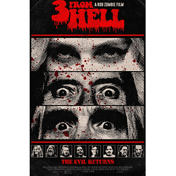 Poster: 3 From Hell
