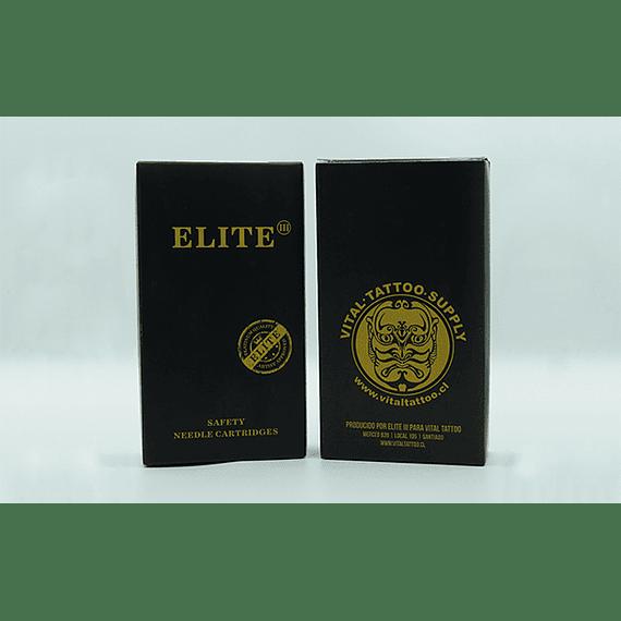 CARTRIDGE Elite III Liner- Image 2