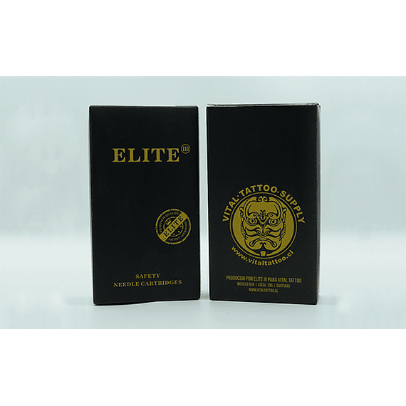 CARTRIDGE Elite III Liner- Image 2