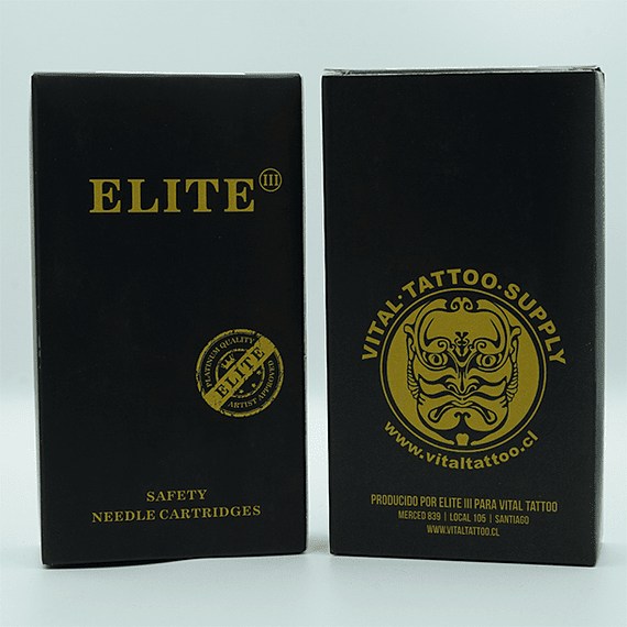 CARTRIDGE Elite III Liner- Image 4