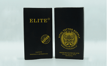 CARTRIDGE Elite III Round Shader