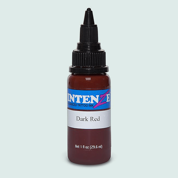 Tinta Intenze Dark Red- Image 2