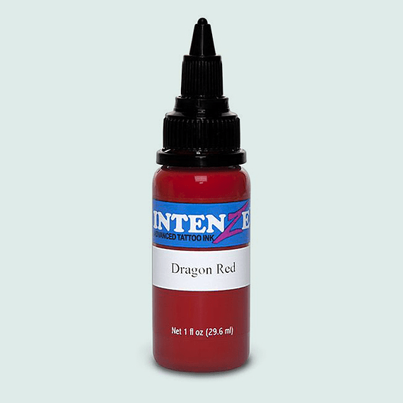 Tinta Intenze Dragon Red- Image 2