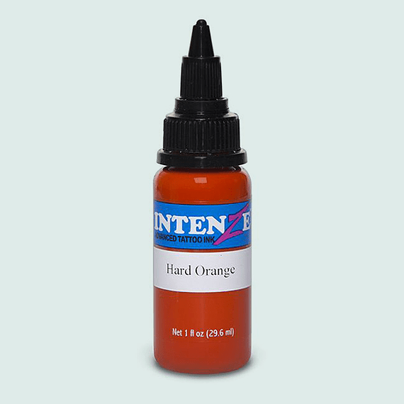 Tinta Intenze Hard Orange- Image 2