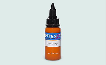 Tinta Intenze Soft Orange