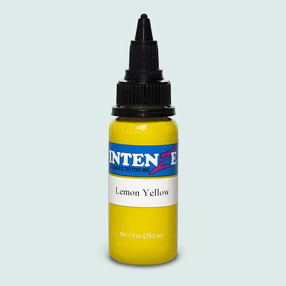 Tinta Intenze Lemon Yellow- Image 2