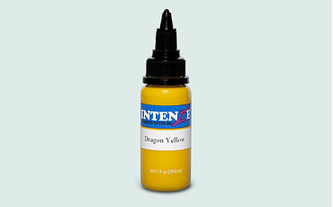 Tinta Intenze Dragon Yellow