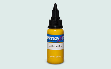 Tinta Intenze Golden Yellow
