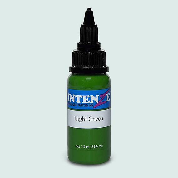 Tinta  Intenze Light Green- Image 2