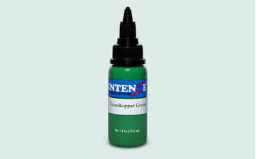 Tinta  Intenze Grasshopper Green