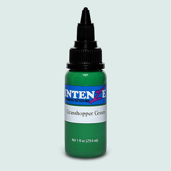 Tinta  Intenze Grasshopper Green- Image 2