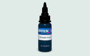 Tinta  Intenze Midnight Green
