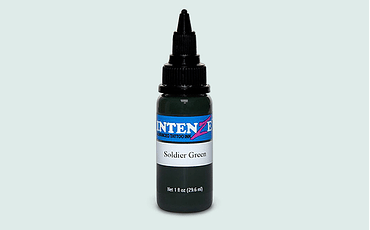 Tinta  Intenze Soldier Green