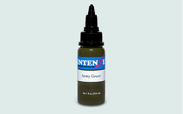 Tinta  Intenze Army Green