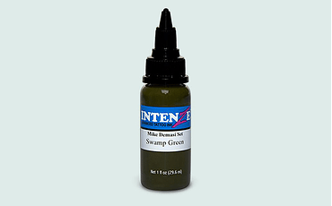 Tinta  Intenze Swamp Green
