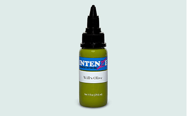 Tinta  Intenze Will's Olive