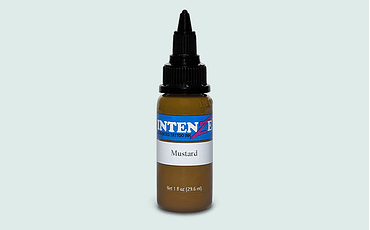 Tinta Intenze Mustard