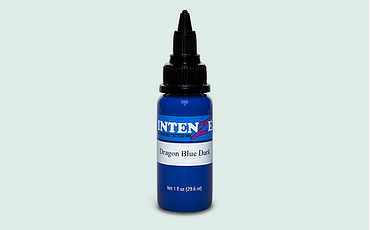 Tinta  Intenze Dragon Blue Dark