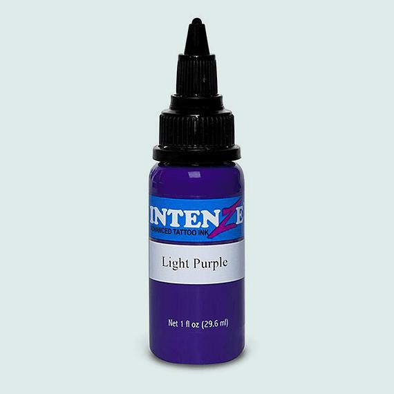 Tinta  Intenze Light Purple- Image 2