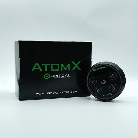 Fuente Poder Critical ATOM X BLACK- Image 2