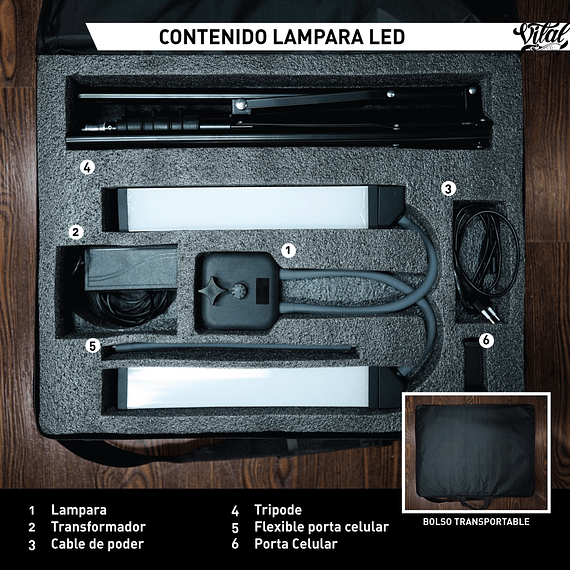 Lampara LED Shadowless- Image 2