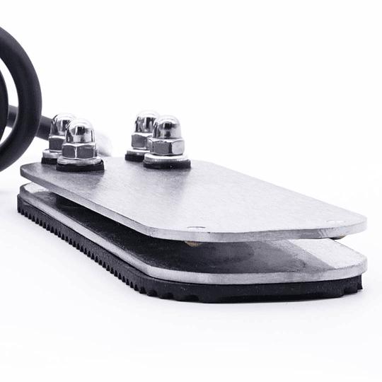 Pedal metálico básico 2mt